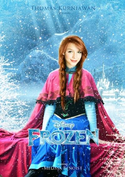 b Anna - frozen