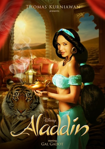 b Princess Jasmine