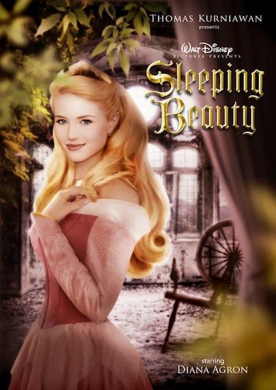 b Sleeping Beauty