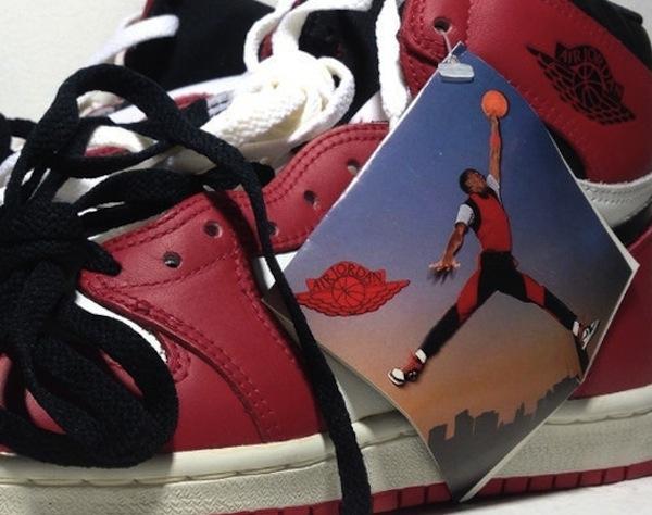 Uso de la foto en los productos de Nike