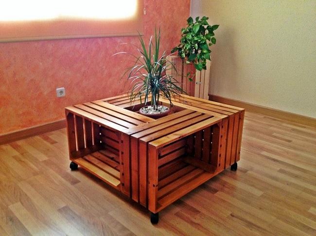 Ideas creativas para dise ar muebles originales sin gastar - Muebles originales reciclados ...