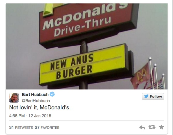 redes sociales McDonalds