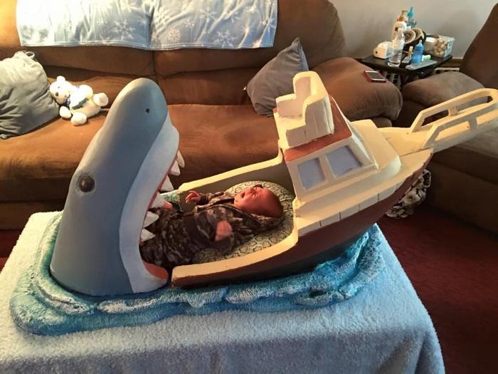 tiburon cuna