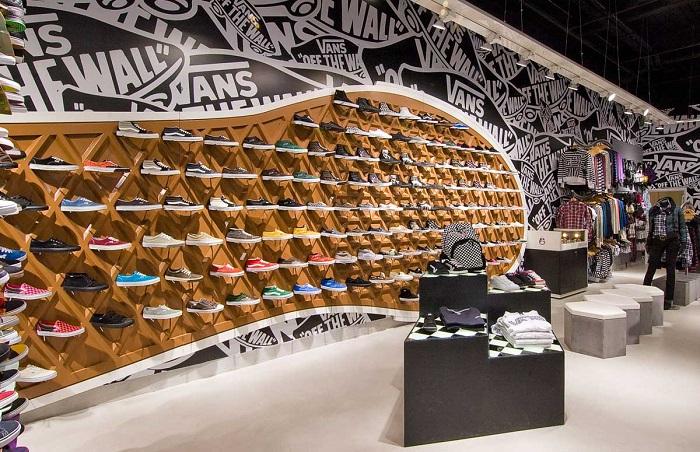 zapatos vans tienda