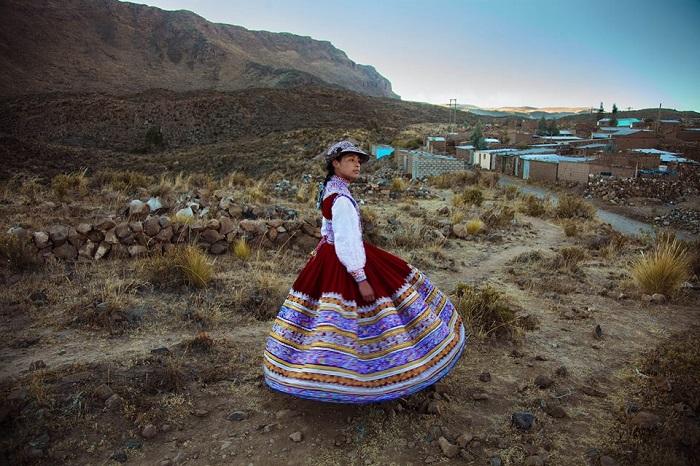 Valle Colca, Peru