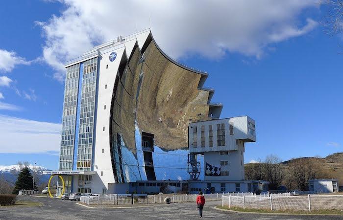 Centro Solar de Odeillo, Francia