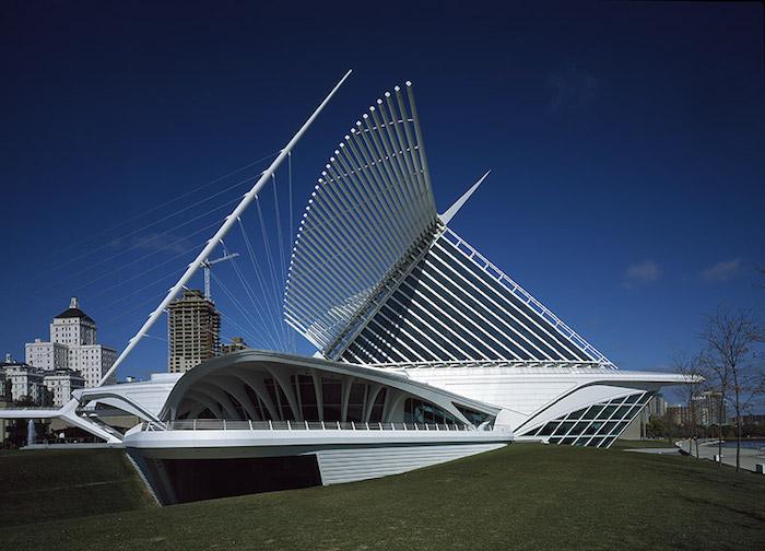 Museo de arte moderno de Milwaukee, EUA