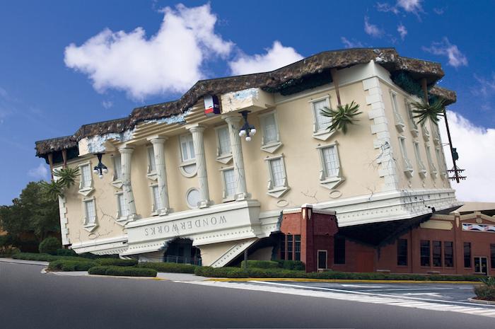 Wonderworks, Orlando, Florida, EUA