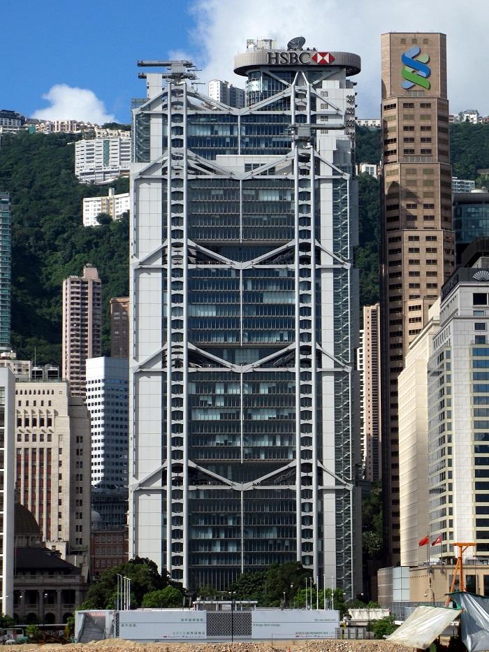 HSBC, Hong Kong