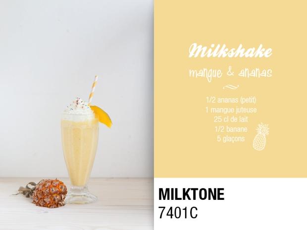 PANTONE MILK 06