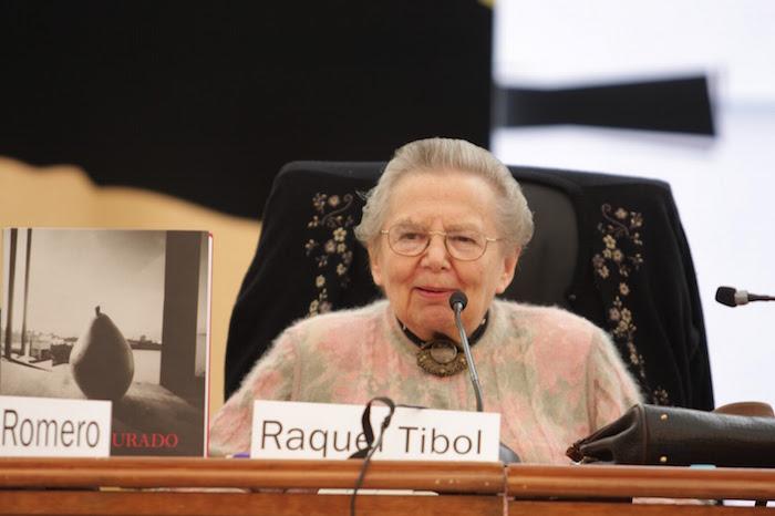 Raquel Tibol