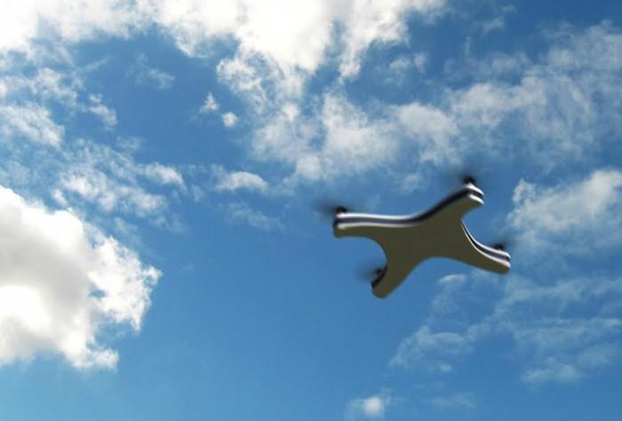 APPLE DRON 06