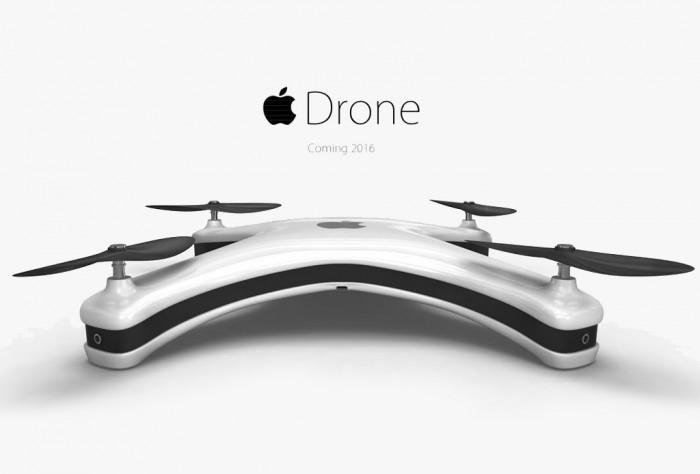 Apple DRON 01