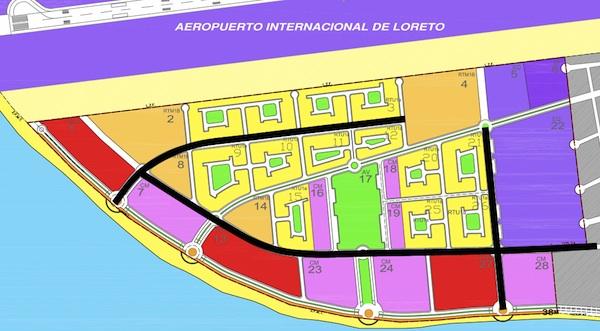 Imagen conceptual del Polígono II