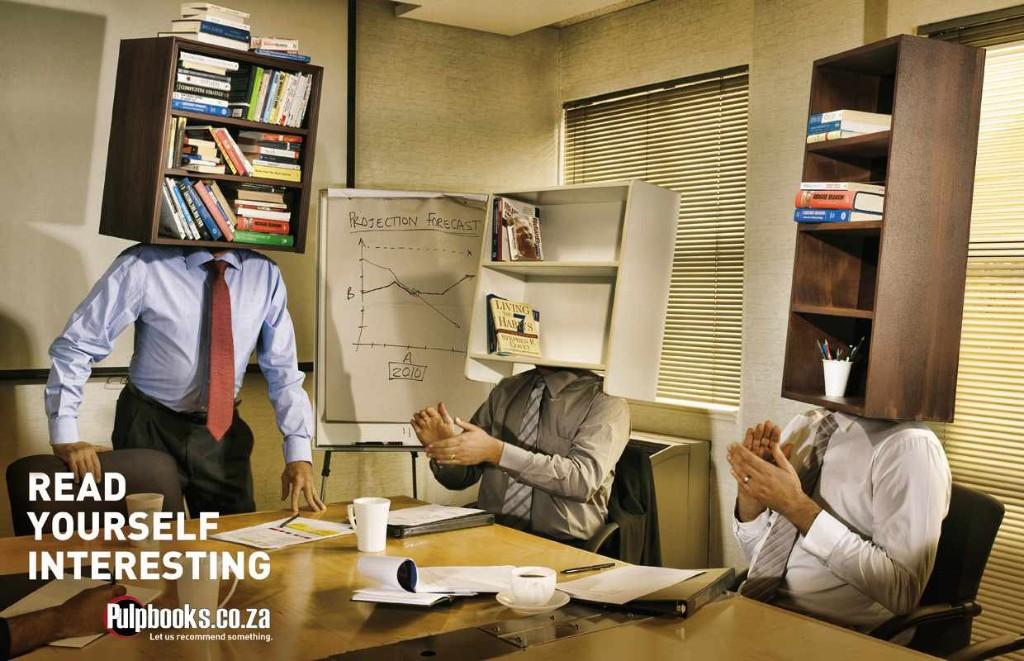 Pulpbooks, campaña lanzada en 2010