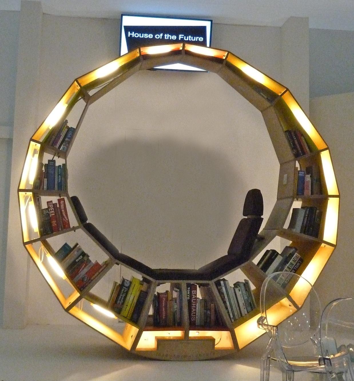 C modos espacios modulares para la lectura for Libreros originales