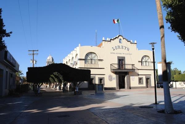 Palacio Municipal de Loreto