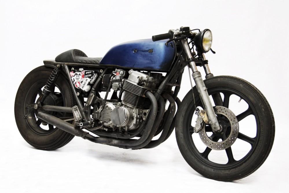 MOTOS MONKEE #44 Honda CB 750