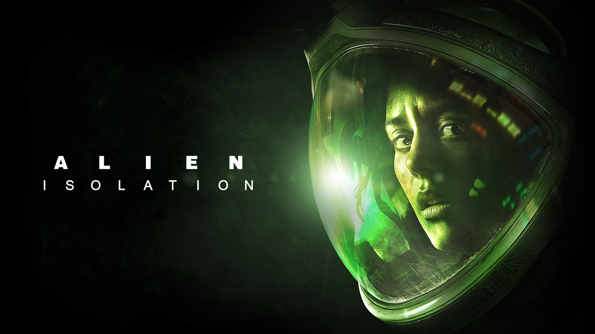 POSTER Alien- Isolation Designed by Jon McKellan for Creative Assembly