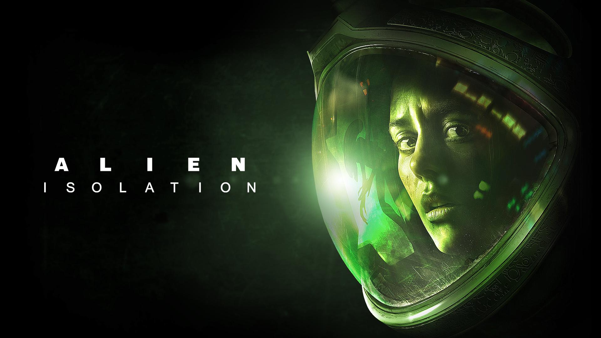 POSTER Alien- Isolation Designed by Jon McKellan for Creative Assembly