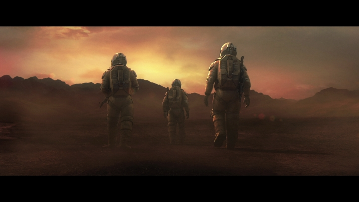 POSTER Destiny- Mars Opening Sequence