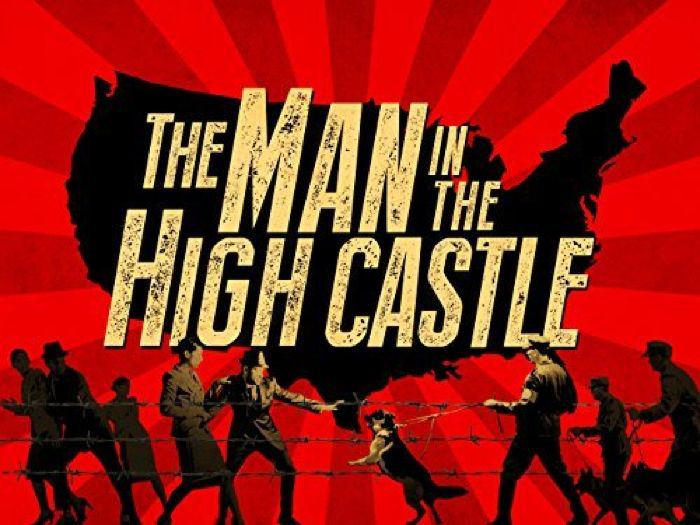 POSTER Man in the High Castle Director- David Semel Designed by Patrick Clair for Elastic