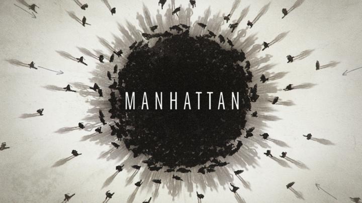 POSTER Manhattan Various Directors Designed by Dan Gregoras for Imaginary Forces