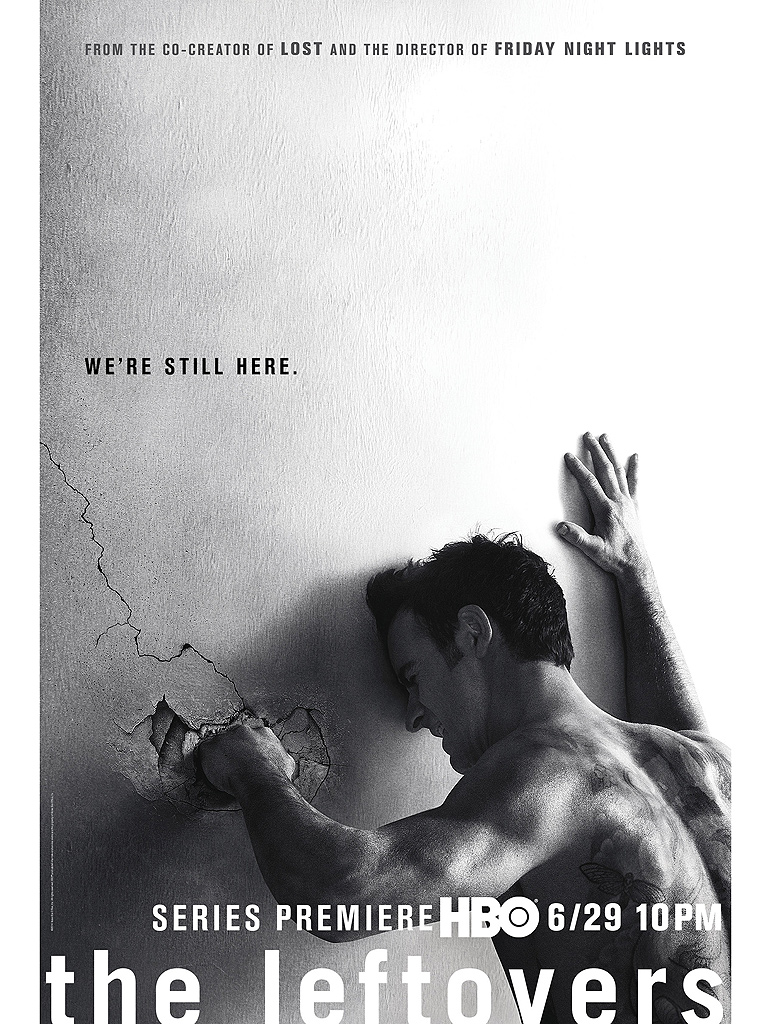 POSTER The Leftovers Various Directors Designed by Garson Yu for yU+co
