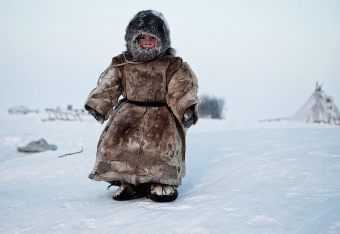 On the Tundra....