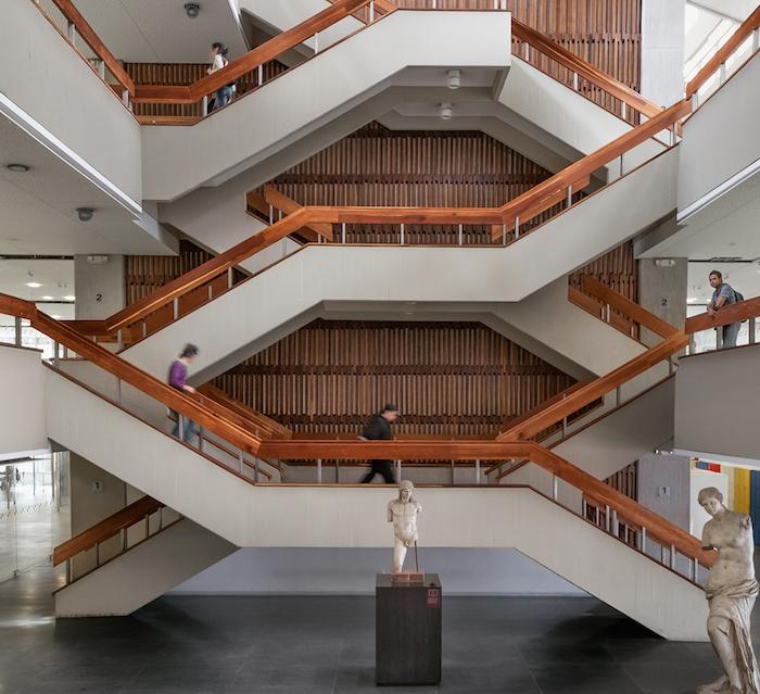 Biblioteca Gabriel García Márquez, Universidad de Colombia