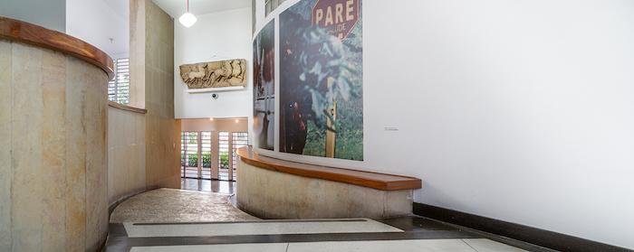 Museo de Arquitectura Leopoldo Rother, Universidad de Colombia