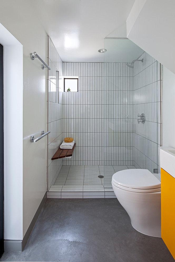 Esta vivienda propicia calidad de vida en s lo treinta for Douche italienne appartement