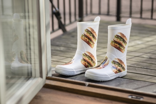 Big Mac Wellingtons
