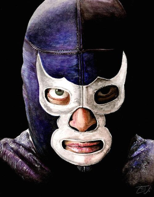 Fotos de la mascara del mistico 1