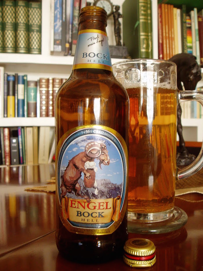 cerveza aretsanal engel bock