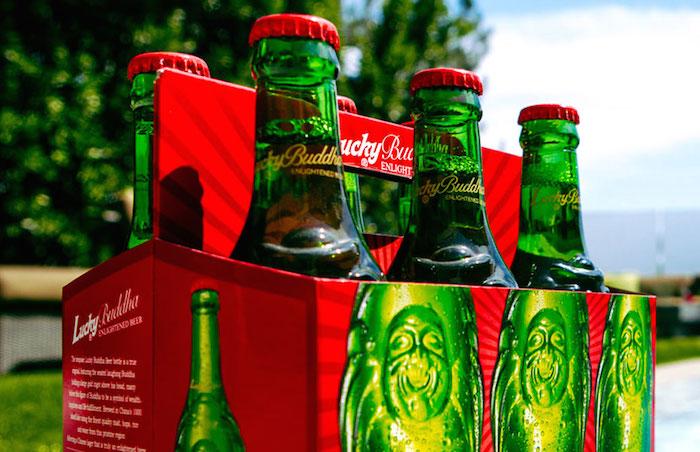 cerveza artesanal Lucky Buddha Beer