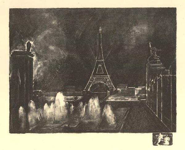 La World Fair de 1937 en  París
