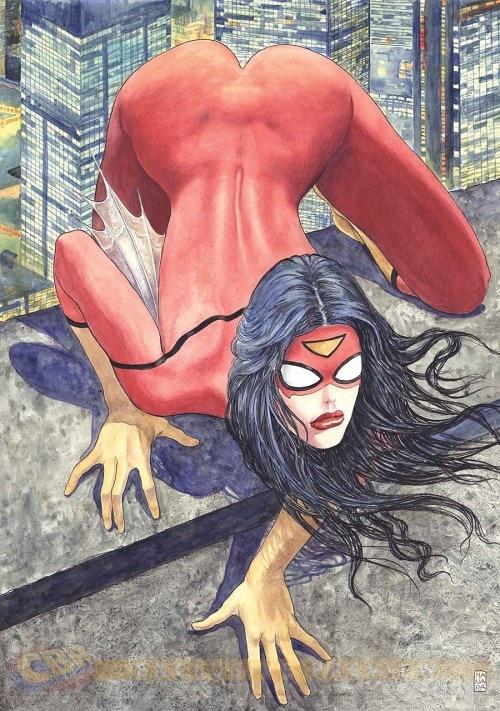 spiderwoman001manara-500x711
