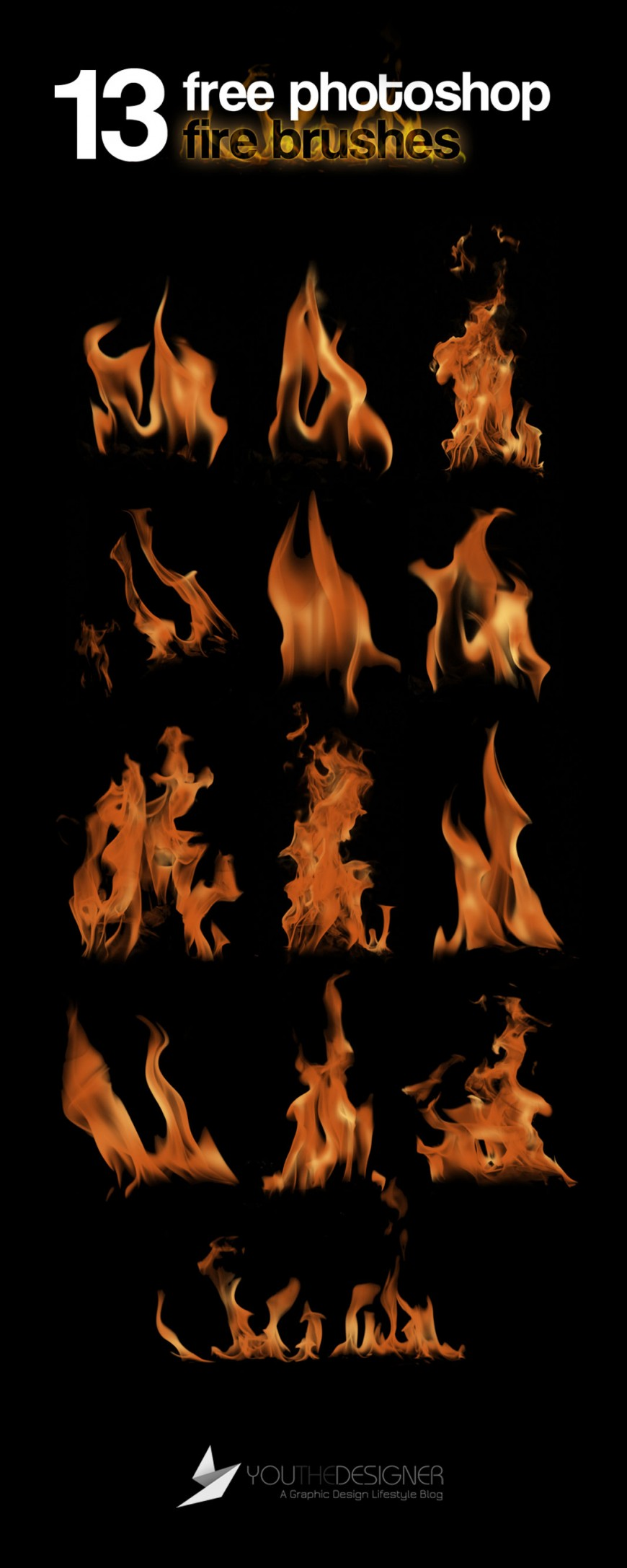 water brushes  fire-Brushes2-870x2174
