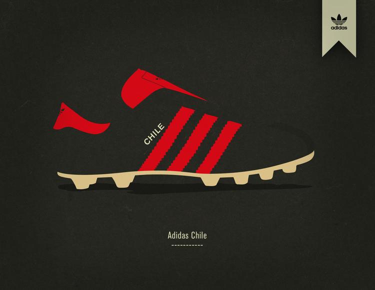 Adidas+Chile