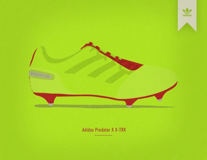 Adidas+Predator+X+XTRX