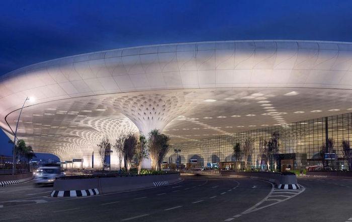Architizer Aeropuerto Internacional de Mumbai