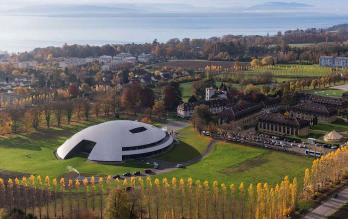 Architizer Carnal Hall, Suiza