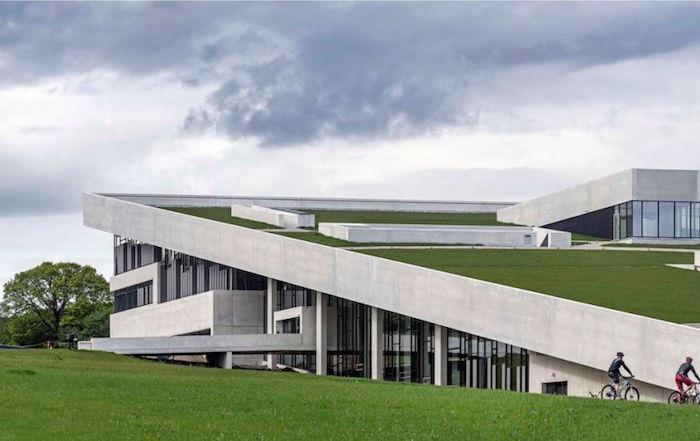 Architizer Museo Moesgaard, Dinamarca