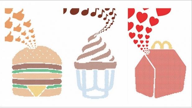 mcdonald's emoji