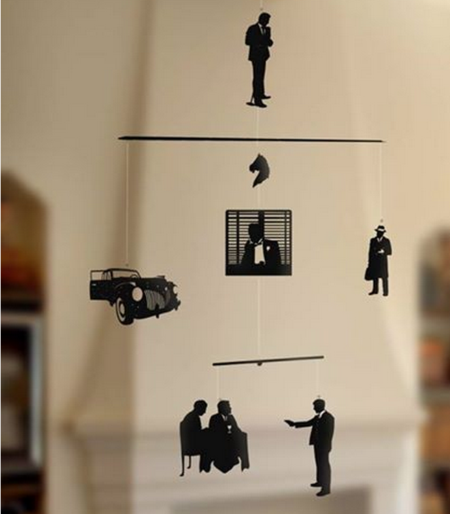 moviles decorativos cine