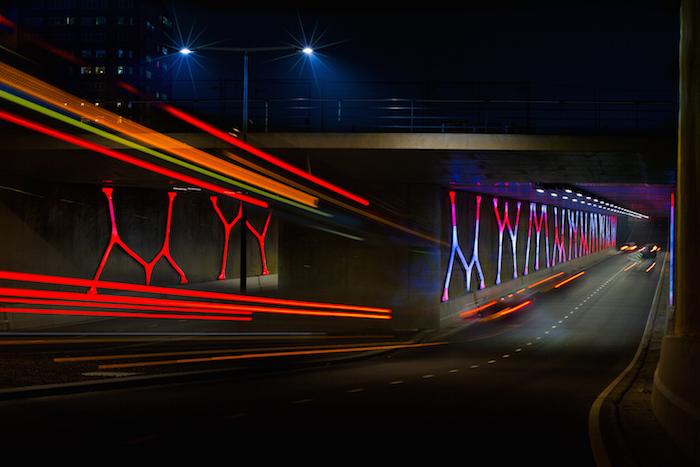 Lamp Lighting Dolmen Light, Países Bajos; por Titia Ex © Theo Berends Fotografía. Image Cortesia de
