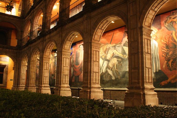 MUSEO DE SAN ILDEFONSO