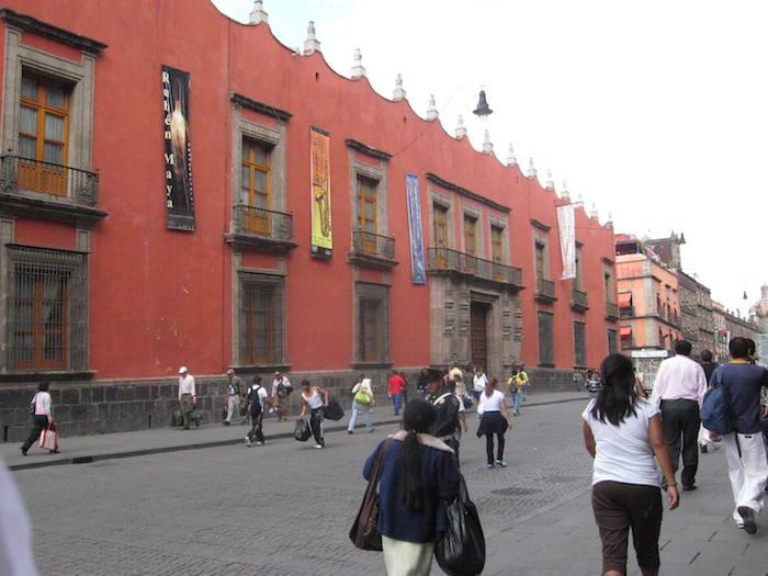 MUSEO DEL ANTIGUO PALACIO DEL ARZOBISPADO, SHCP