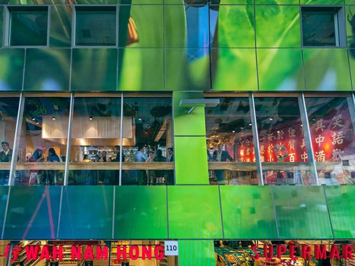 Market Hall In Rotterdam 05